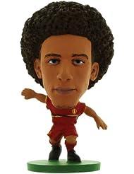 Soccerstarz - 400313 - Figurine Officielle - Sport - L'équipe De Belgique - Axel Witsel Dans Sa Tenue À Domicile