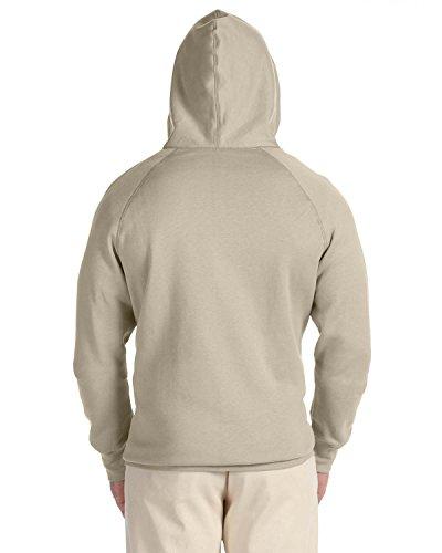 Hanes Men's Nano Premium Lightweight Fleece Hoodie Beige - Vintage Khaki