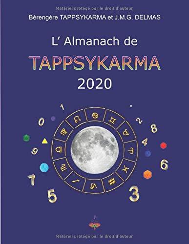 L'Almanach de Tappsykarma 2020