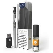 E-Shisha LYNDEN Power-X Set m. Liquid o. Zigarette. Super Geschmack!