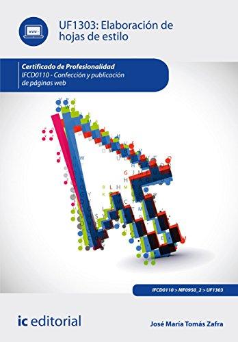 Elaboración de hojas de estilo. IFCD0110 por José María Tomás Zafra