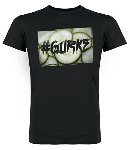 arazhulhd-unisex-gurke-t-shirt-100-baumwolle-original-youtube-merchandise-in-schwarz-grossel
