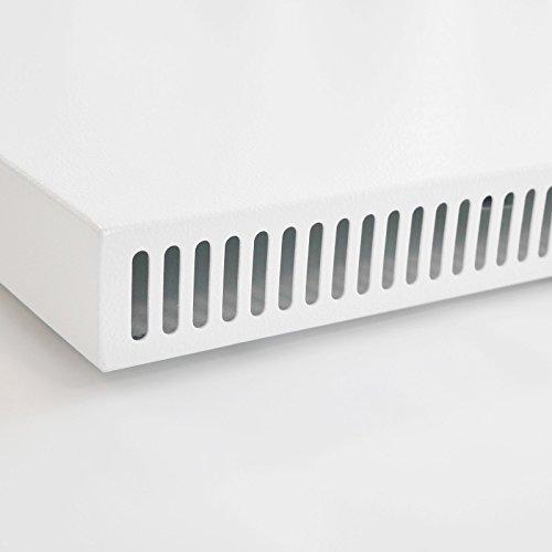 VASNER Konvi Infrarotheizung mit Thermostat 1200 Watt Hybridheizung inkl Wandmontage 2J kaufen  Bild 1*