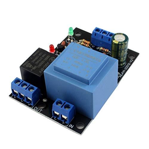 Vkospy Niveau d'eau Professionnelle de détection du capteur Module AC 220V 10A Niveau de Liquide Automatique Drainage contrôleur Commutateur