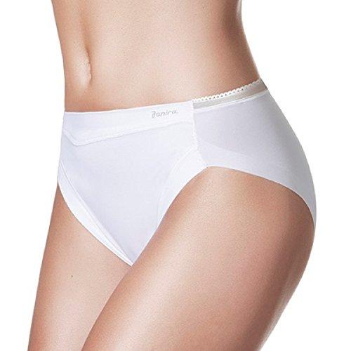JANIRA bikini microfibra BRISLIP BEST CONFORT - DUNE