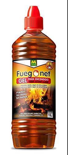 Fuegonet 231448 Gel para Encendido