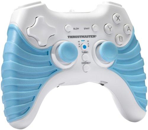 Manette vibrante sans fil T-Wireless pour Wii & GameCube