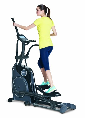 Horizon Fitness Elliptical Ergometer Andes 8i, 100757 Horizon Passport