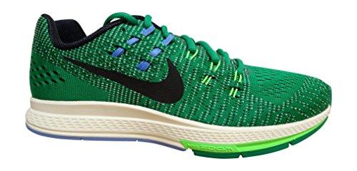 Nike Damen W Air Zoom Structure 19 Laufschuhe Verde (Lucid Green / Black-Sail-Chlk Bl)