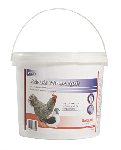 Golddott-Cura Klassik Mineral Grit 5kg