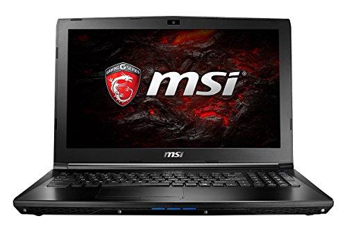 MSI GL62M 7RD 15.6-inch Laptop (Corei7-7700HQ+HM175/8GB/1TB/Windows 10/2GB Graphics) image