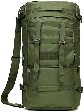 Nihiug Zaino Da Da Da Trekking 60l Outdoor Travel Alpinismo Leggero God Of War Pack Tactical Sports Rucksack Camouflage B07FFRVTK5 Parent | Beautiful  | Abbiamo ricevuto lodi dai nostri clienti.  | Spaccio  43f313