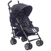 Silla de Paseo Mini Buggy XL Thunder Grey + Barra Delantera / Bolsa Transporte de Regalo