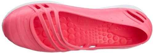 Adidas - Damen QT Komfort Jelly Schuhe Turnschuhe Sandale Wasser Schwimmbad Schuhe Rosa