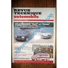 RTA0544 - REVUE TECHNIQUE AUTOMOBILE VOLKSWAGEN VW GOLF - VENTO Essence depuis 1991