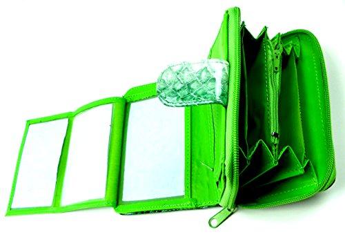 Trendit Set di valigie Multicolore nero verde