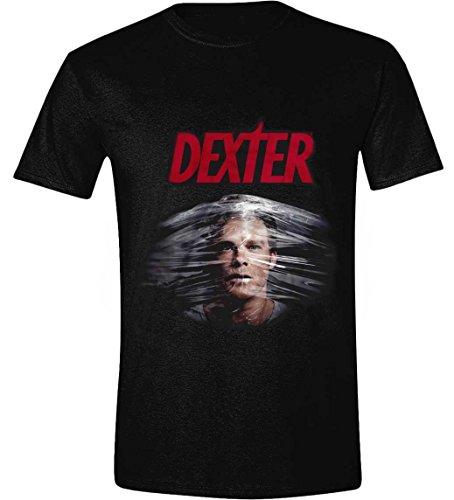Dexter body bag, t-shirt uomo, nero (black), large