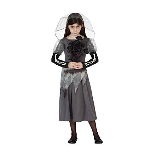 Imagen de atosa  disfraz novia cadáver, niña t3