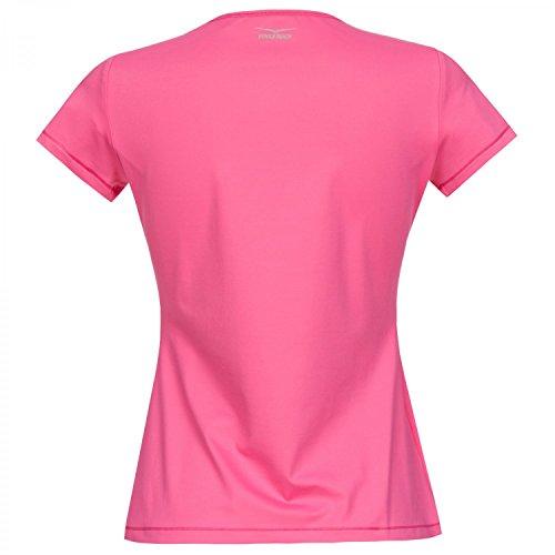 Venice Beach Damen T Shirt Lili Body Fandango Pink