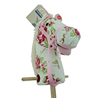 Sweety Toys 5123 hobby horse cotton MY LITTLE FLOWER