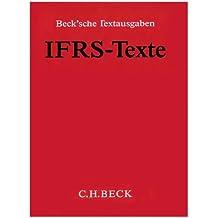IFRS-Texte: Deutsch-Englisch. Textausgabe der im EU-Amtsblatt veröffentlichten internationalen Rechnungslegungsstandards IFRS/IAS sowie der nationalen ... EStG und GenG, Rechtsstand: 1. Januar 2014