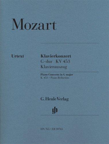 Concerto Piano No17 KV453 Sol Majeur ---  Piano par Mozart Wa