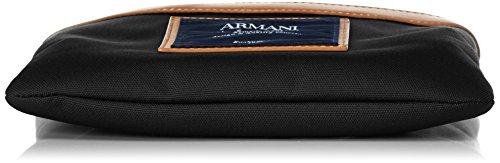 Armani - 9321197P914, Borsa a tracolla Uomo Nero (Nero 00020)