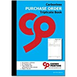 Cherry Duplicador NCR orden de compra triplicado libro A450juegos