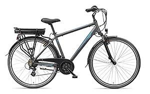 Zündapp E-Bike Herren - 28 Zoll Pedelec mit 21 Gang Shimano Kettenschaltung - 10,4 Ah / 36 V / 374,4 Wh - Green 4.7