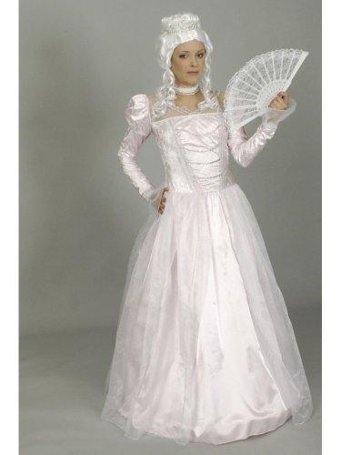 üm Damen Gr. 36 38 (Rosa Prinzessin-kostüm Für Erwachsene)