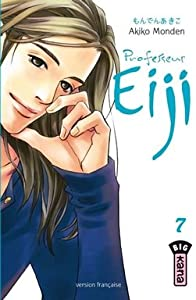 Professeur Eiji Edition simple Tome 7