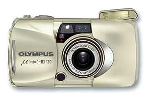 Olympus MJU III 120 Appareils Photo Argentiques Compact 24 x 36 (135 mm)