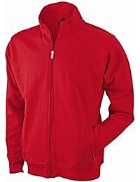 Men's Jacket/James & Nicholson (JN 046) S M L XL XXL 3XL