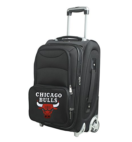 nba-chicago-bulls-in-line-skate-wheel-carry-on-luggage-21-inch-black