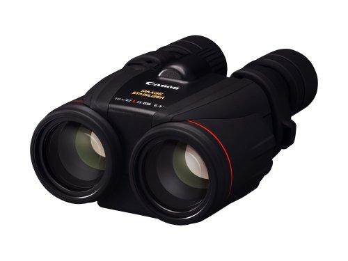Canon 10x42L IS WP - Prismático (estabilizador) Negro