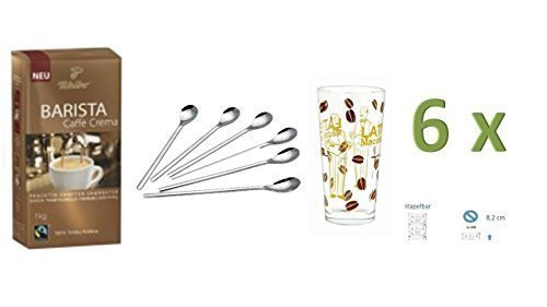 tchibo-barista-caffe-crema-granos-frijoles-latte-macchiato-set-6-gafas-incl-6-cuchara-de