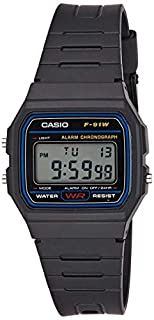 Casio Collection Unisex Adults Watch F-91W-1YER (B000J34HN4) | Amazon price tracker / tracking, Amazon price history charts, Amazon price watches, Amazon price drop alerts