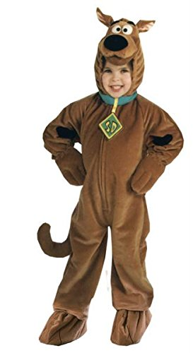 Scooby Doo Deluxe Child Small