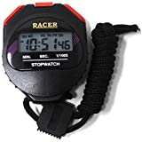 supersure ABS Sports Stop Watch Study Timer (Black)