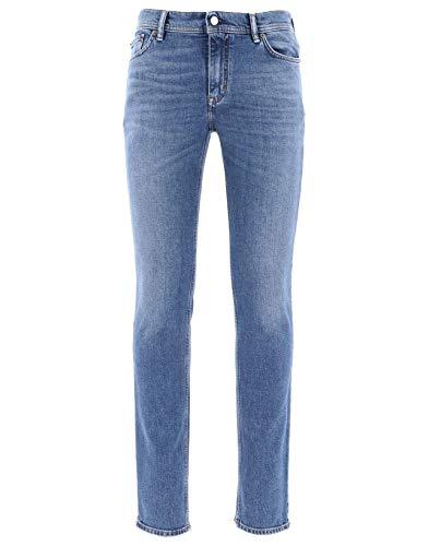 ACNE STUDIOS Luxury Fashion Herren 30Y176140 Blau Jeans | Frühling...