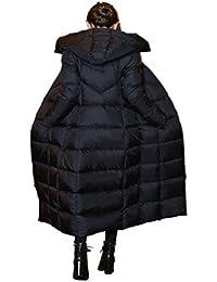 a16248347981 OMUUTR Damen Lange Daunenjacke mit Kapuze Winterjacke Wintermantel Parka  Jacke Outwear Winter Warm Daunenmantel Steppjacke…