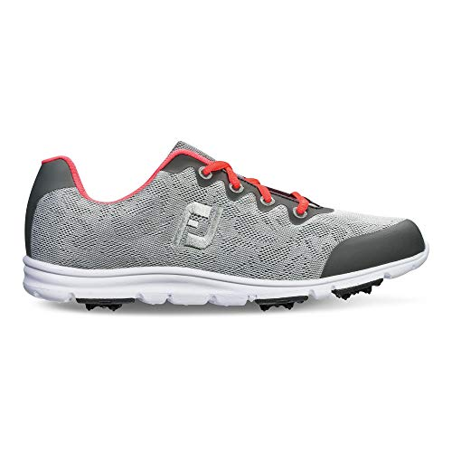 Footjoy Golf Enjoy, Sneaker für Damen, Damen, grau, 38.5