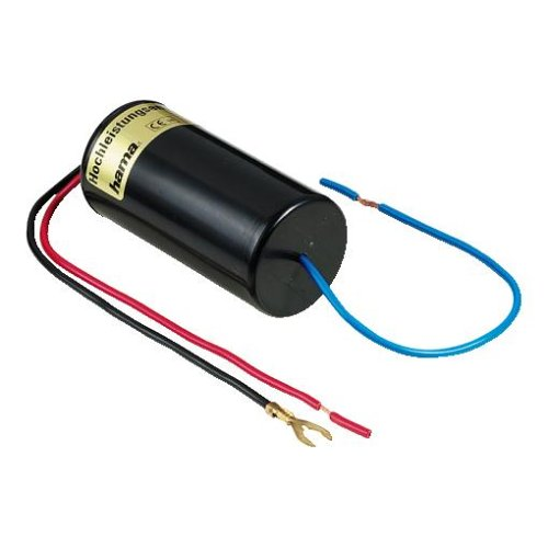 Hama Hochleistungs-Entstörfilter, 10 Amp Car Audio Batterie Isolator