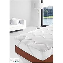 STIPI Protege-matelas Matelassé Confort 4 Saisons 90x190-200 cm blanc