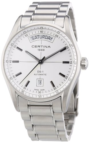 Certina C006.430.11.031.00 Men's Watch XL Analogue Automatic Stainless Steel