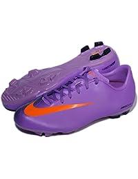 new concept b7510 3cc3c Nike Mercurial Jr Veloci FG - Junior - Kids Bimbo Violet - Viola - EU 33