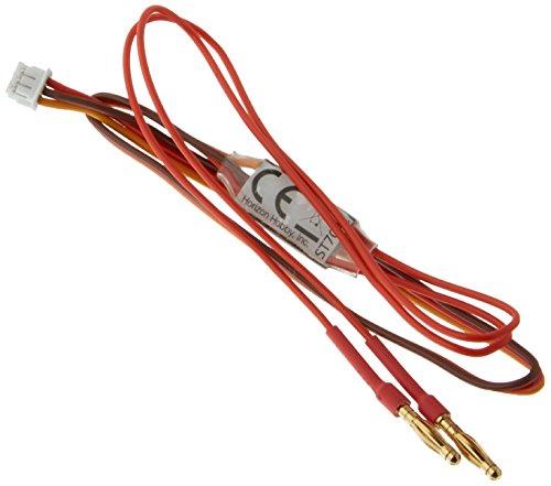 SPM DSMX/DSMR Telemetry BL RPM Sensor w/Bullets (Rpm-sensor)