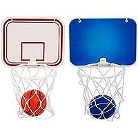Pretty-jin Hängender Basketballkorb Indoor Basketballständer Basketballstand für Kinder Punsch Frei Geeignet für Büros Zimmer Schlafzimmer Badezimmer Oder Toiletten