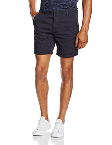 only-sons-tivo-shorts-uomo-blu-dark-navy-medium-taglia-produttore-30
