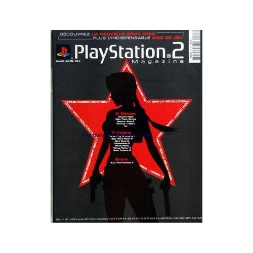 PLAY STATION 2 MAGAZINE [No 63] du 01/04/2002 - LA NOUVELLE DEMO D'ICO - AIDE DE JEU - 5 DEMOS - 7 VIDEO - EXTRA